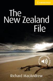 CER 2: THE NEW ZEALAND FILE (+ DOWNLOADABLE AUDIO) PB