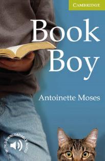 CER STARTER: BOOK BOY (+ DOWNLOADABLE AUDIO) PB