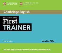 CAMBRIDGE ENGLISH FIRST TRAINER CD (3) 2ND ED