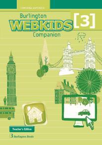 WEBKIDS 3 TEACHER'S BOOK  COMPANION