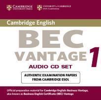CAMBRIDGE BEC VANTAGE 1 CD (2)