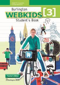WEBKIDS 3 TEACHER'S BOOK