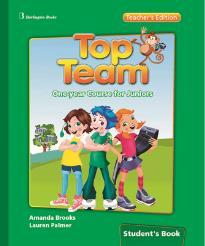 TOP TEAM JUNIOR A & B TEACHER'S BOOK