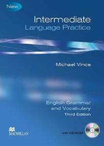 INTERMEDIATE LANGUAGE PRACTICE STUDENT'S BOOK (+ CD-ROM) 3RD ED