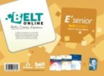 BELT STUDY SYSTEM E SENIOR ON LINE PACK