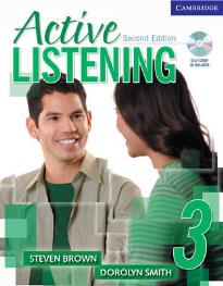 ACTIVE LISTENING 3 SELF STUDY BOOK