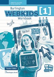 WEBKIDS 1 TEACHER'S BOOK  WORKBOOK
