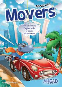 AHEAD WITH MOVERS TEACHER'S BOOK  (+ CD) (YOUNG LEARNERS ENGLISH SKILLS PRACTICE) 2018
