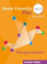BESTE FREUNDE PLUS A1.1 UEBUNGSPROGRAMM