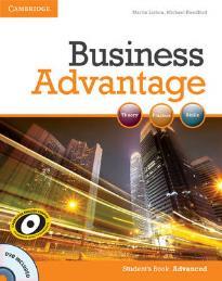 BUSINESS ADVANTAGE ADVANCED STUDENT'S BOOK (+ DVD)