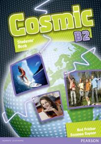 COSMIC B2 STUDENT'S BOOK (+ CD)
