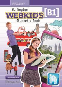 WEBKIDS B1 TEACHER'S BOOK