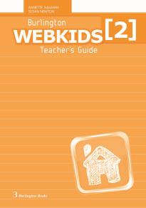WEBKIDS 2 TEACHER'S BOOK  GUIDE