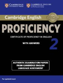 CAMBRIDGE ENGLISH PROFICIENCY FOR UPDATED EXAM 2 STUDENT'S BOOK W/A
