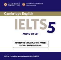CAMBRIDGE IELTS 5 CD (2)