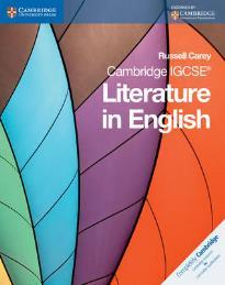 CAMBRIDGE IGCSE LITERATURE IN ENGLISH