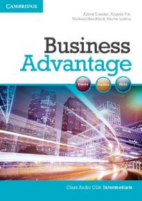 BUSINESS ADVANTAGE INTERMEDIATE CD (2)