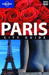 Paris Lonely Planet City Guide