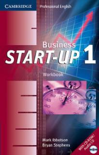 BUSINESS START UP 1 WORKBOOK (+ CD-ROM)