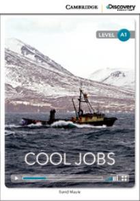CAMBRIDGE DISCOVERY EDUCATION : COOL JOBS A1 (+ ONLINE ACCESS) PB