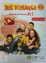 JUS D'ORANGE 2 A1 PROFESSEUR (+ DVD-ROM)
