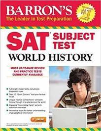 SAT SUBJECT TEST: WORLD HISTORY 2ND ED