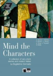 IWL : MIND THE CHARACTERS (+ AUDIO CD)