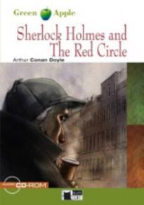 GA 1: SHERLOCK HOLMES & THE RED CIRCLE (+ CD + CD-ROM)