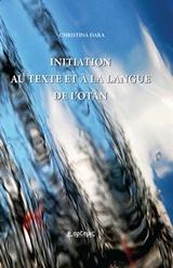 Initiation au texte et la langue de l΄ OTAN