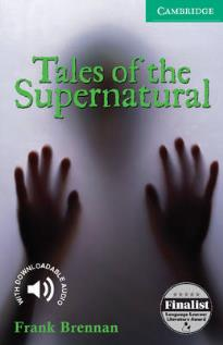 CER 3: TALES OF THE SUPERNATURAL (+ DOWNLOADABLE AUDIO) PB