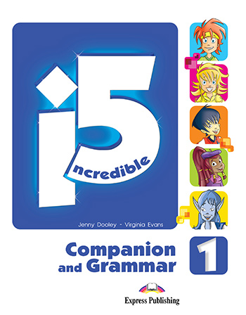 INCREDIBLE 5 1 COMPANION & GRAMMAR