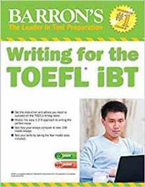 BARRON'S WRITING FOR THE TOEFL IBT (+ MP3 Pack) 6TH ED