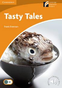 CAMBRIDGE DISCOVERY READERS 4: TASTY TALES (+ DOWNLOADABLE AUDIO) PB