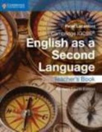 CAMBRIDGE IGCSE ENGLISH AS A SECOND LANGUAGE IGCSE TEACHER'S BOOK  PB