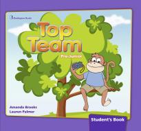TOP TEAM PRE-JUNIOR STUDENT'S BOOK (+ PICTURE DICTIONARY + CD)