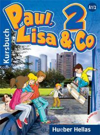 PAUL, LISA & CO 2 KURSBUCH (+ CD)