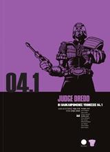 Judge Dredd: Οι ολοκληρωμένες υποθέσεις 04.1