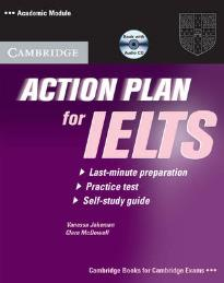 ACTION PLAN FOR IELTS STUDENT'S BOOK PACK SELF STUDY (ACADEMIC MODULE) (+ CD)