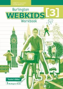 WEBKIDS 3 TEACHER'S BOOK  WORKBOOK