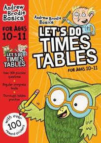 LET'S DO TIMES TABLES 10-11 PB