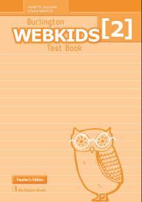 WEBKIDS 2 TEACHER'S BOOK  TEST