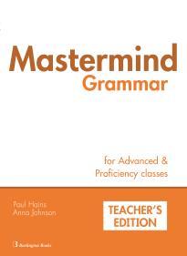 MASTERMIND GRAMMAR ADVANCED + PROFICIENCY TEACHER'S BOOK