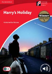 CAMBRIDGE DISCOVERY READERS 1: HARRY'S HOLIDAY