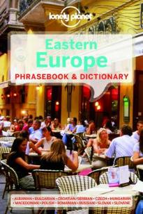 L.P. PHRASEBOOK : EASTERN EUROPE 5TH ED PB MINI