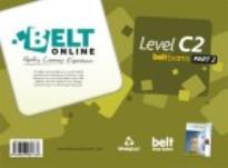 BELT STUDY SYSTEM C2 ECPE (PART 2) ON LINE PACK