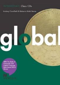 GLOBAL INTERMEDIATE TEACHER'S BOOK  (+ RESOURCE CD PACK)