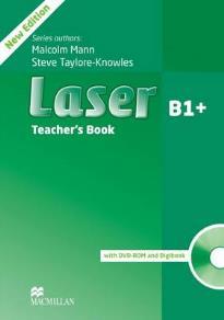 LASER B1+ TEACHER'S BOOK  PACK 3RD ED