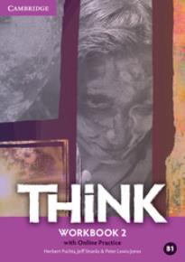 THINK 2 WORKBOOK (+ONLINE PRACTICE)