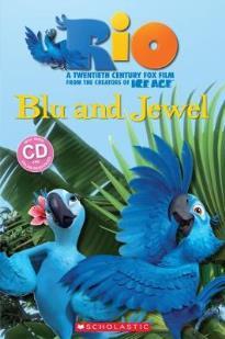 POPCORN ELT READERS 1: RIO BLU AND JEWEL (+ ONLINE RESOURCES)
