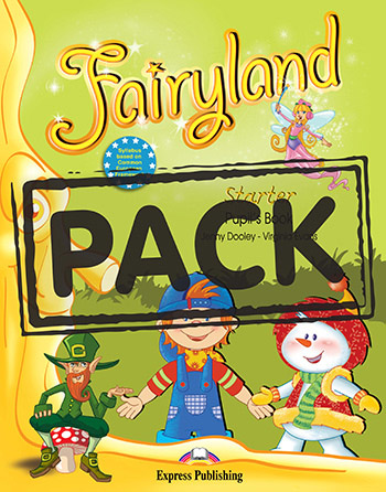 FAIRYLAND STARTER POWER PACK (+ CD + DVD + IEBOOK)